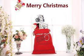 monogrammable items 6 style christmas gift bag wholesale monogrammable santa claus