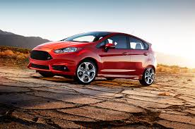 report ford says fiesta rs not in the works