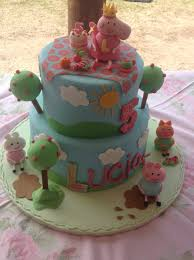 my peppa pig birthday cake for my daughter u0027s 5th birthday miss
