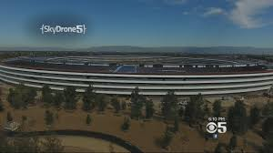 new apple spaceship campus nearing completion youtube