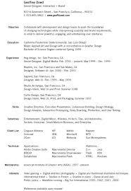 My First Resume Template My First Resume Template Resume Template Open Office Resume