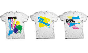 themed t shirts cool new york city themed t shirt design for merchandise and