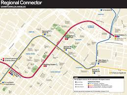 Boston T Map Pdf by Regional Connector Wikipedia