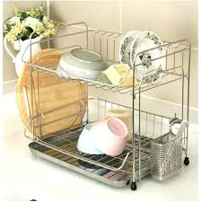 kitchen dish rack ideas dishwashing drying rack best dish drying racks ideas on kitchen