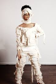 Halloween Mummy Costumes Easy Minute Costumes Office Halloween Party