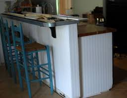how to build a kitchen island bar diy bar cabinet