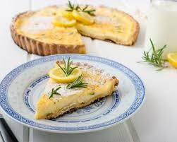 huile essentielle cuisine recette tarte au citron à l huile essentielle de thym facile rapide
