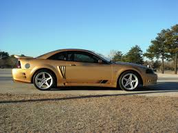 2000 Mustang Gt Black Do You Have A Sunburst Gold Metallic Mustang If So Post Up Some