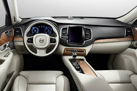 2003 xc90 2015 volvo xc90 interior revealed automobile magazine