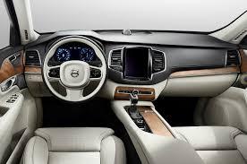 2003 xc90 2015 volvo xc90 interior revealed automobile magazine