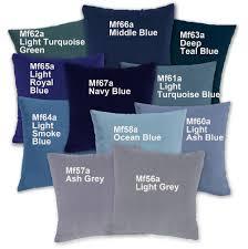 Navy Velvet Cushion 11 Colors Custom Size 19