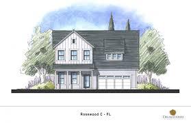 Rosewood Dream Finders Homes