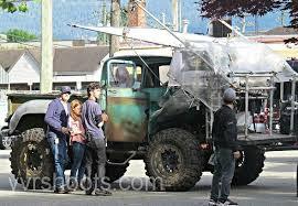 shoot monster trucks films lucas u0026 jane levy downtown