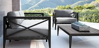 How To Restore Metal Outdoor Furniture by Mustique Aluminum Collection Rh