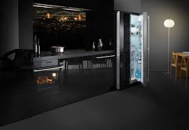black appliances in kitchen awesome innovative home design