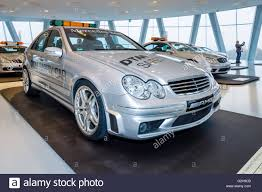 2004 mercedes c55 amg stuttgart germany march 19 2016 official dtm safety car stock