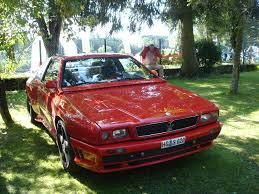 maserati biturbo stance view of maserati shamal photos video features and tuning of