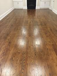install stain walnut with satin finish yelp