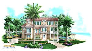 caribbean design style luxury villa 5 bedrooms 4 baths tropical