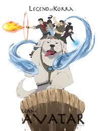 legend of korra legend of korra team avatar by ichan desu on deviantart