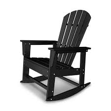 Composite Adirondack Rocking Chairs Best 25 Adirondack Rocking Chair Ideas On Pinterest Garden