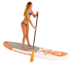 pathfinder sup stand up paddleboard 9 9 5 thick