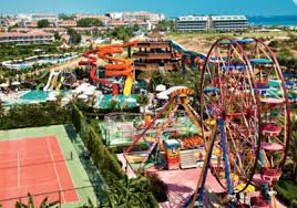 5 all inclusive water park to turkey just 339 each