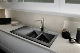 Granite Kitchen Sink The Stylish Aspekt Sink Series Offers An Ultra Modern Solution To