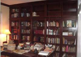 Bookshelves And Cabinets by Custom Home Office Cabinets And Built In Desks
