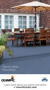 112 best deck u0026 patio resurfacer colors images on pinterest