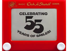 tom u0027s toys celebrates 55 years of etch a sketch with the amazing