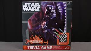 star wars trivia game from cardinal games youtube
