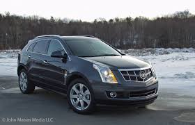 cadillac srx review 2010 cadillac srx fwd premium collection review driving cadillac