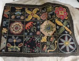 dyeing for primitive rugs with jeanne benjamin maine tin pedlars