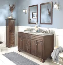 Brown And Blue Bathroom Bathroom Decor - Blue bathroom 2