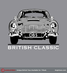 vintage aston martin white british classic a tribute to james bond u0027s aston martin db5