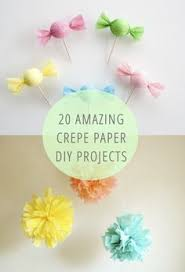 where to buy crepe paper i the many things you can do with inexpensive crepe paper i
