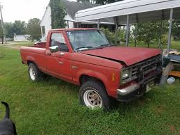 1993 ford ranger xlt parts 1987 ford ranger for parts or repair for sale photos technical