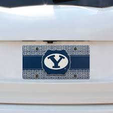 byu alumni license plate frame byu cougars license plates brigham license plate