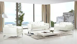 White Leather Recliner Sofa Set Leather Sofa Italian White Leather Sofa Italian Design Living