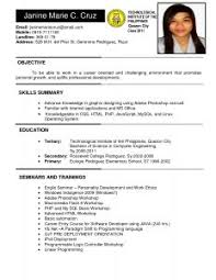 examples of resumes 89 extraordinary show me a resume template