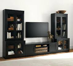 Media Cabinets With Glass Doors Media Cabinet With Glass Doors Stands Locking Tv Cabinets