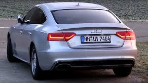 a5 audi horsepower 2016 audi a5 sportback sline 2 0 tdi 190 hp test drive by test