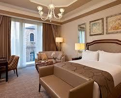 chambre de luxe avec chambres et suites de luxe à jérusalem hôtel waldorf astoria jerusalem