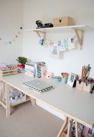 fabriquer un bureau enfant comment faire un bureau finest et aussi de faire le bureau sous le