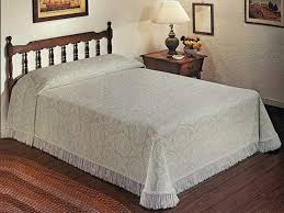 Colonial Coverlets Heritage Colonial Bedspread The Trendy Bed