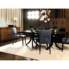 Baker Dining Room Table Baker Dining Room Table And Chairs Double Pedestal Dining Table