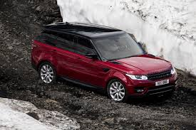 orange range rover sport range rover sport conquers the swiss alps with ben collins
