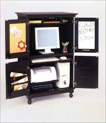 Large Computer Armoire by Furniture Jewelry Armoire Black Friday Computer Armoire Black
