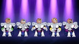 cyborg u0027s emoticlones teen titans wiki fandom powered wikia